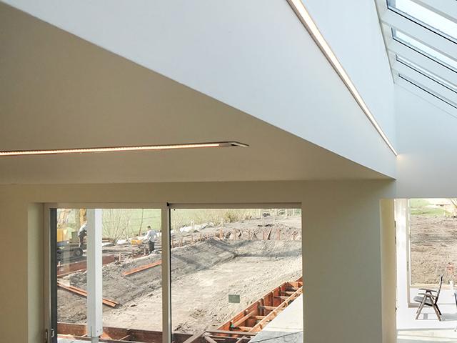 Led Verlichting Woonkamer Inbouw : LED-verlichting in woonruimte annex ...